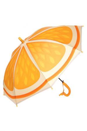 Зонт детский MITYA VESELKOV. Цвет: оранжевый