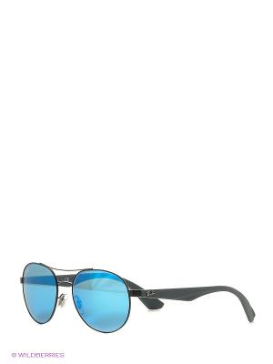Солнцезащитные очки Ray Ban. Цвет: черный
