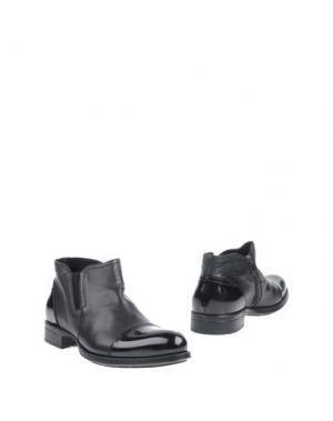 Полусапоги и высокие ботинки DINO BIGIONI. Цвет: черный