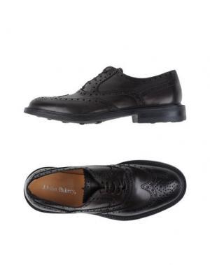Обувь на шнурках JOHN BAKERY. Цвет: темно-коричневый