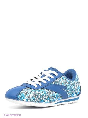 Кроссовки ANTA. Цвет: синий