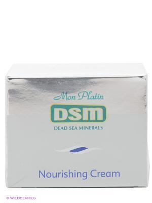 Питательный крем Mon Platin DSM. Цвет: серебристый
