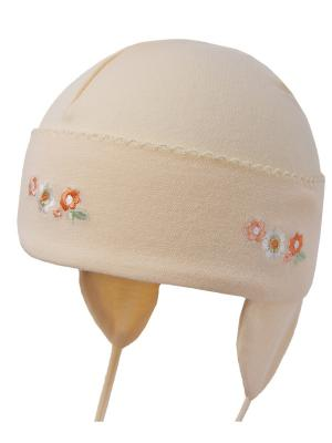 Шапка-ушанка Elo-Melo. Цвет: персиковый, коралловый
