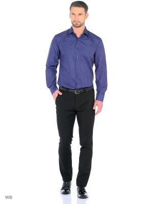 Рубашка CARAT.. Цвет: темно-синий