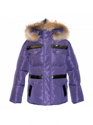 Куртка Stillini. Цвет: лиловый