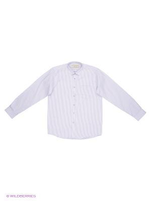 Рубашка Tsarevich. Цвет: сиреневый