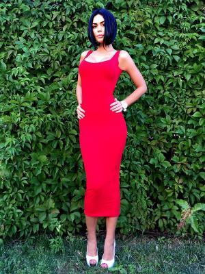 Платье майка (длинное) Firma