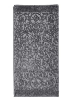 Махровое полотенце CAWÖ. Цвет: белый, телесный, темно-серый
