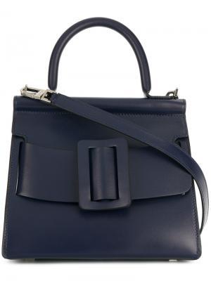 Karl 24 shoulder bag Boyy. Цвет: синий