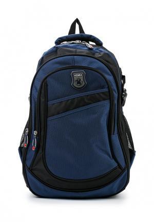 Рюкзак Kenka. Цвет: синий