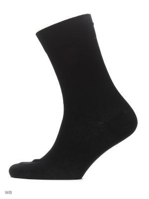 Носки классические (5 пар) HOSIERY. Цвет: черный
