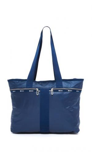 Объемная сумка с короткими ручками Street LeSportsac