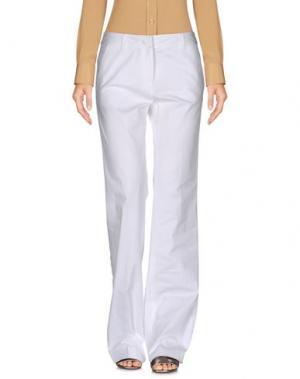 Повседневные брюки GERARD DAREL. Цвет: белый