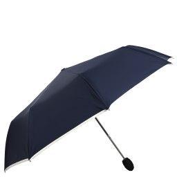Зонт полуавтомат  61 темно-синий JEAN PAUL GAULTIER