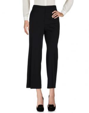 Повседневные брюки ROSETTA GETTY. Цвет: черный