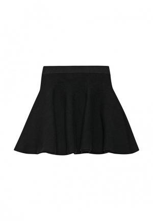 Юбка Gap. Цвет: черный