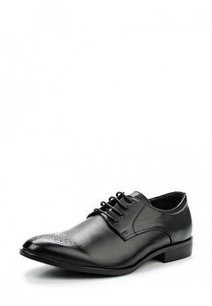 Туфли Clowse. Цвет: черный
