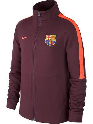 Куртка FCB Y NSW JKT FRAN AUT CUP Nike. Цвет: фиолетовый