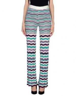 Повседневные брюки CRISTINAEFFE COLLECTION. Цвет: баклажанный