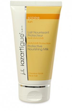 Защитное молочко для волос J.F. Lazartigue. Цвет: бесцветный