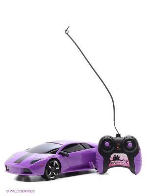 Радиоуправляемая машина Lamborghini Murcielago 116 Jada. Цвет: фиолетовый