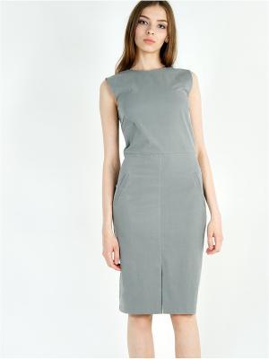 Платье-футляр BURLO