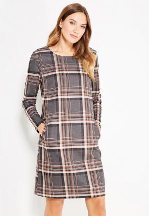 Платье F5. Цвет: серый
