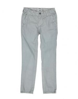 Повседневные брюки VINGINO. Цвет: серый