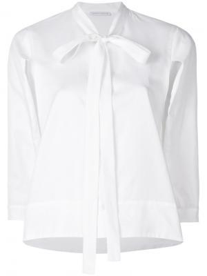Рубашка Martini Société Anonyme. Цвет: белый