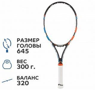 Ракетка для большого тенниса  Pure Drive Play 15 Unstrung Babolat