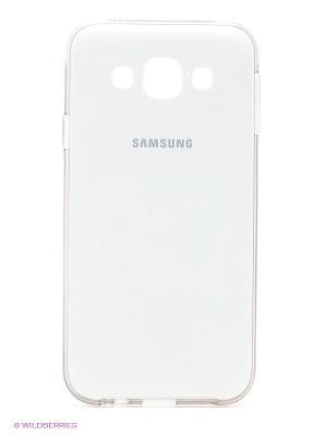 Чехол Protective Cover для Galaxy E5 Samsung. Цвет: белый