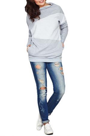 Sweatshirt INFINITE YOU. Цвет: grey