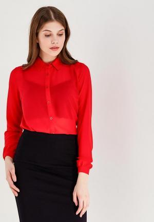 Блуза Echo. Цвет: красный