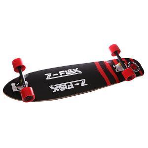 Лонгборд  Kicktail Longboard Ss15 Red 38 (96.5 см) Z-Flex. Цвет: черный,красный