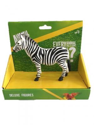 Фигурка Mojo (Animal Planet) в индивидуальной упаковке - Зебра (XL). Цвет: черный, белый