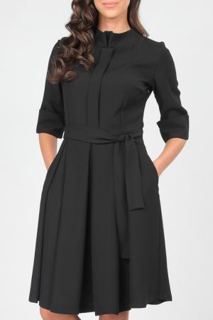 Платье Carla Giannini. Цвет: black