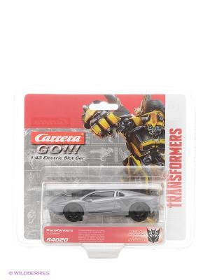 Дополнительная машинка Transformers -  Lockdown GO!!! CARRERA. Цвет: серый