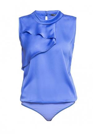 Боди Arefeva. Цвет: голубой