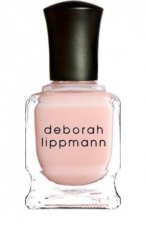 Лак для ногтей Tiny Dancer Deborah Lippmann. Цвет: бесцветный