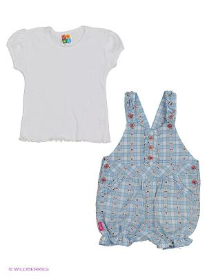 Комплект DAMY-M. Цвет: серебристый, сиреневый, серо-голубой