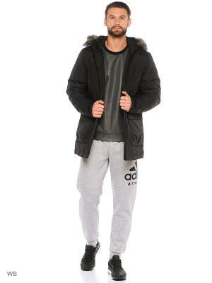 Куртка XPLORIC PARKA  BLACK Adidas. Цвет: черный