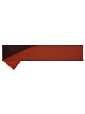 Шарф Eleganzza. Цвет: темно-коричневый, рыжий