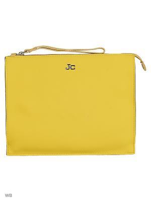 Чехол для планшета Jacky&Celine. Цвет: желтый