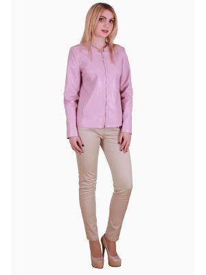 Куртка Pavlotti. Цвет: розовый