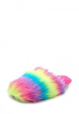 Тапочки Beppi. Цвет: разноцветный