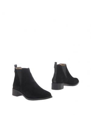 Полусапоги и высокие ботинки LOLLIPOPS. Цвет: черный