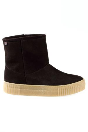 High boots Roobins. Цвет: brown