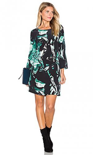 Платье lago SAM&LAVI. Цвет: черный