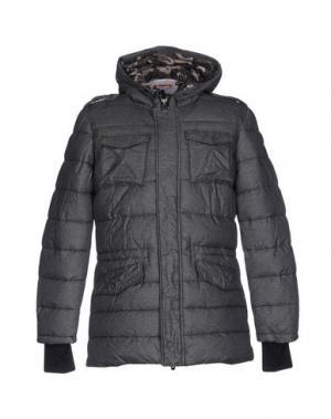 Куртка INVICTA. Цвет: свинцово-серый