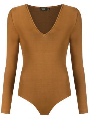 V neck knit body Gig. Цвет: none